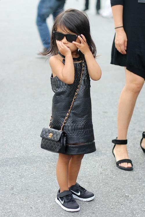 Alia Wang, la pequeña fashionista