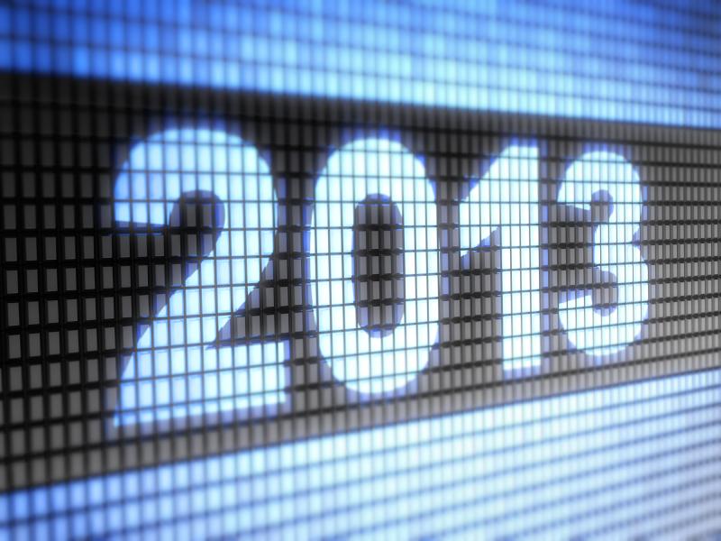 Lo que esperamos del 2013