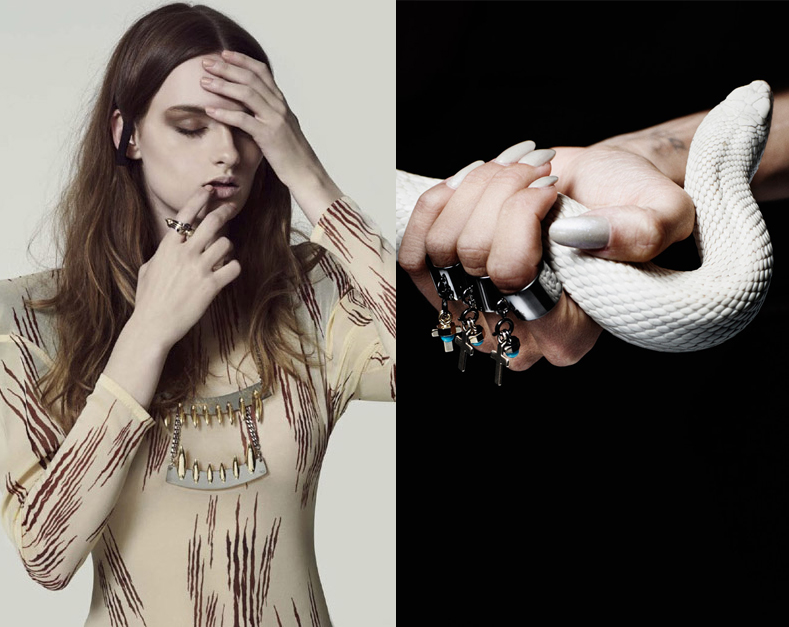 Las joyas de María Francesca Pepe