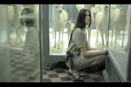 "VLC ♥ Katerina Levina s/s 2013: ""Once"""