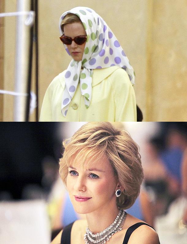 Grace Kelly y Lady Di, dos iconos próximos a aparecer en el cine