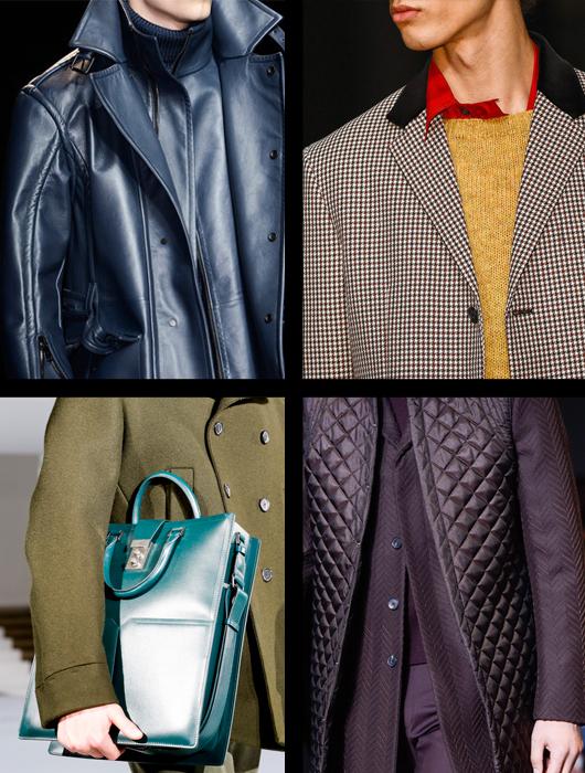 Milano Moda Uomo: colecciones otoño/invierno 2013-14, Primera Parte