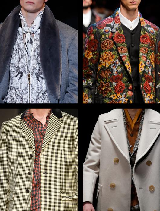 Milano Moda Uomo: colecciones otoño/invierno 2013-14, Segunda Parte
