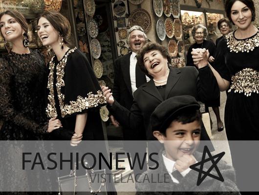 Fashion News: primer Spazio Dolce & Gabbana en Chile, Vacaciones Zancada en La Jardín y Christopher Kane se asocia al grupo de lujo PPR