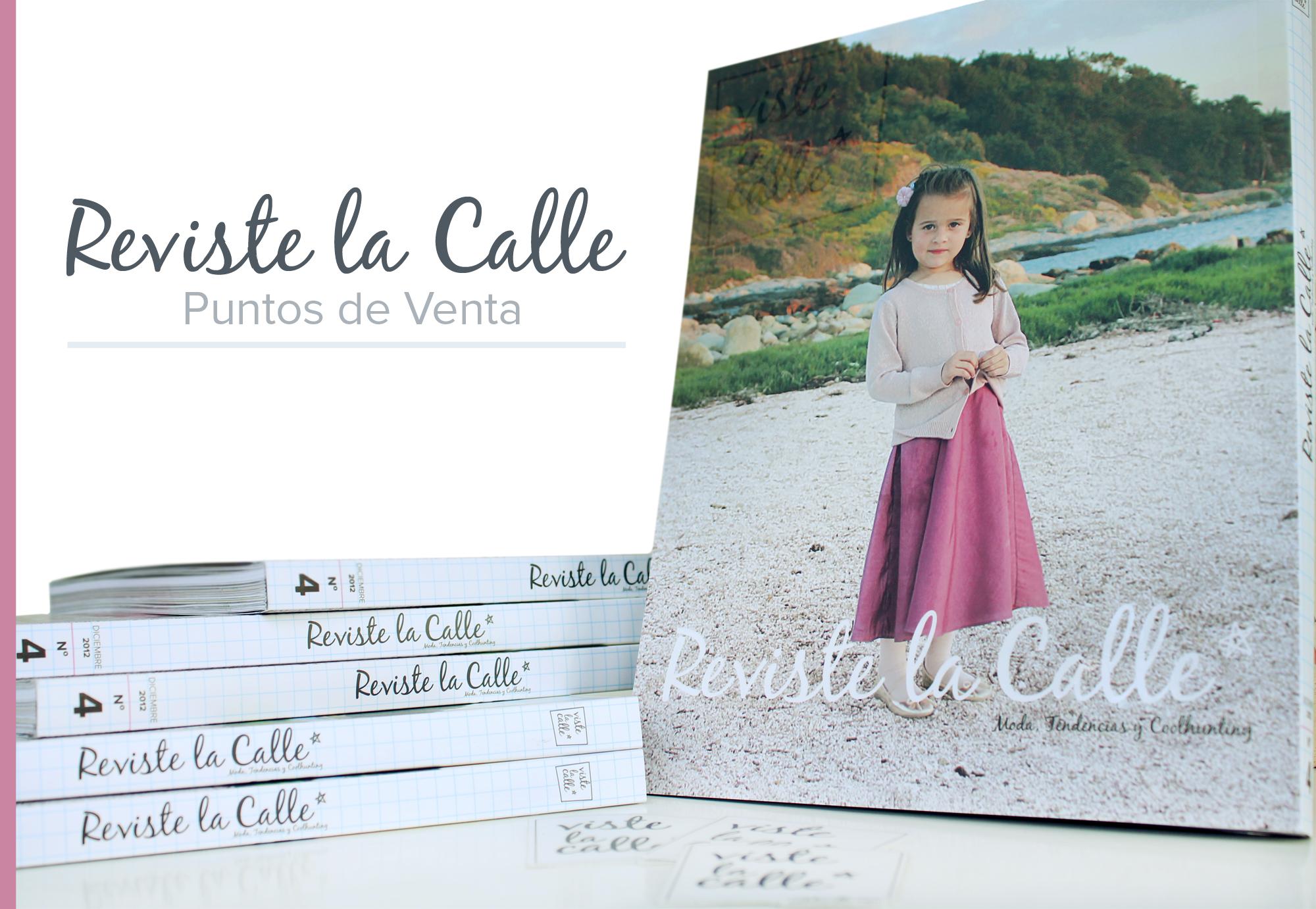 Puntos de venta RevisteLaCalle 4 y 5