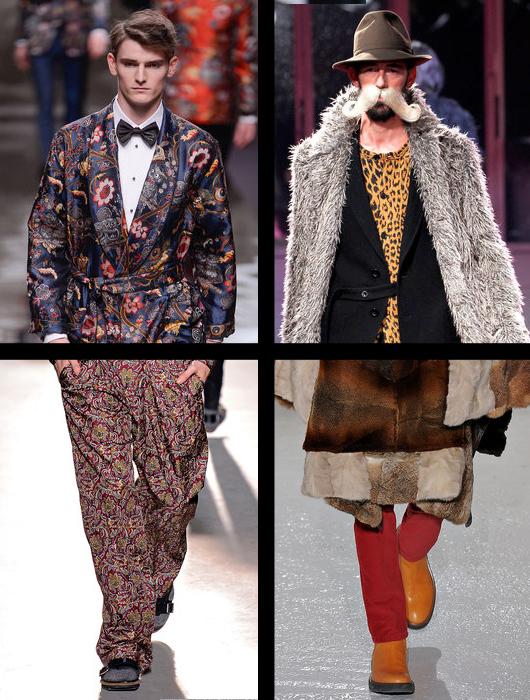 París Fashion Week: colecciones masculinas otoño/invierno 2013-14