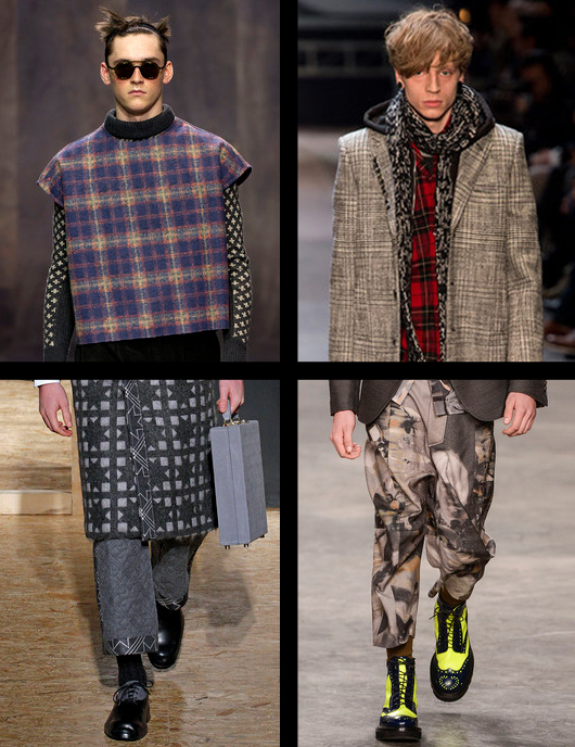 París Fashion Week: colecciones masculinas otoño/invierno 2013-14 / Segunda Parte
