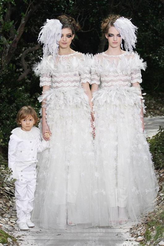 Chanel alta costura S/S 2013