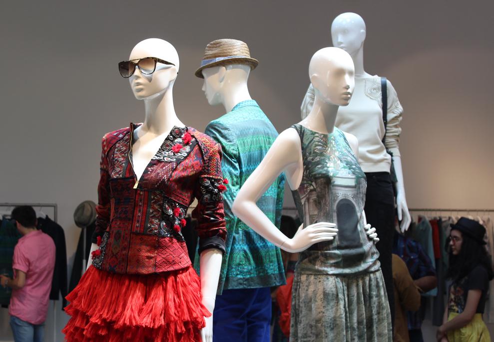 El Showroom de H&M Chile, su primer evento oficial en nuestro país