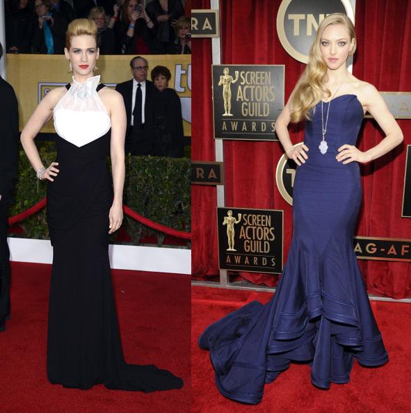 Los trajes de los SAG Awards 2013