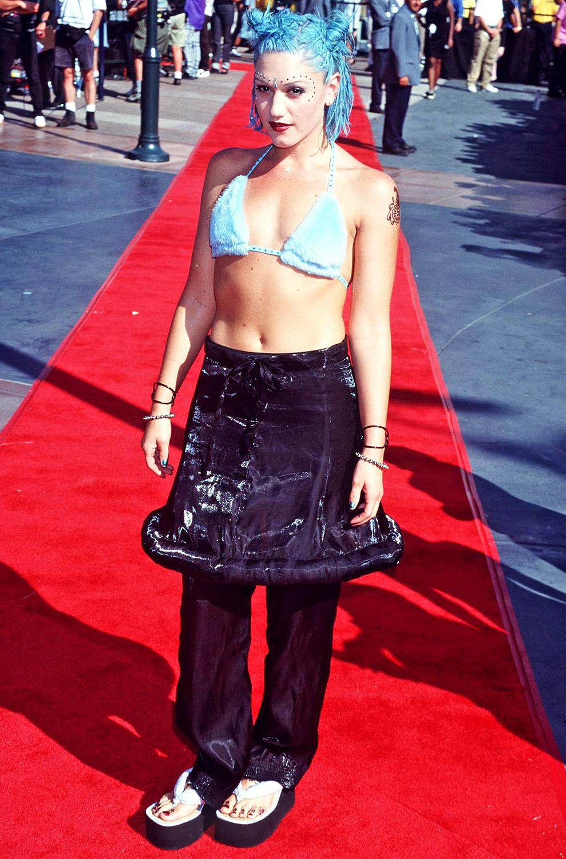 El estilo de Gwen Stefani en 10 looks