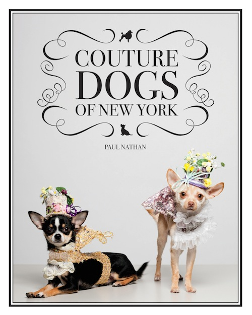 "Perros vestidos: El libro ""Couture dogs of New York"""