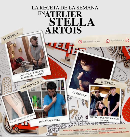 Atelier Casa Mar por Stella Artois, relajo y modernidad en un solo lugar
