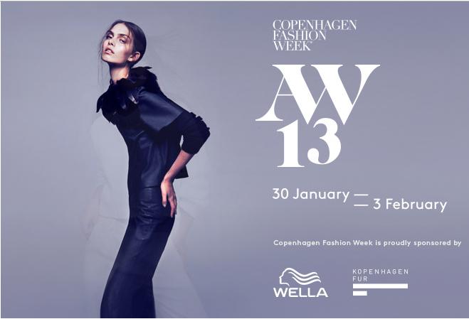 Copenhagen Fashion Week Otoño Invierno 2013