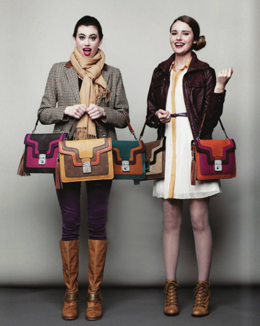 VLC Trends: Carteras en Colour Block