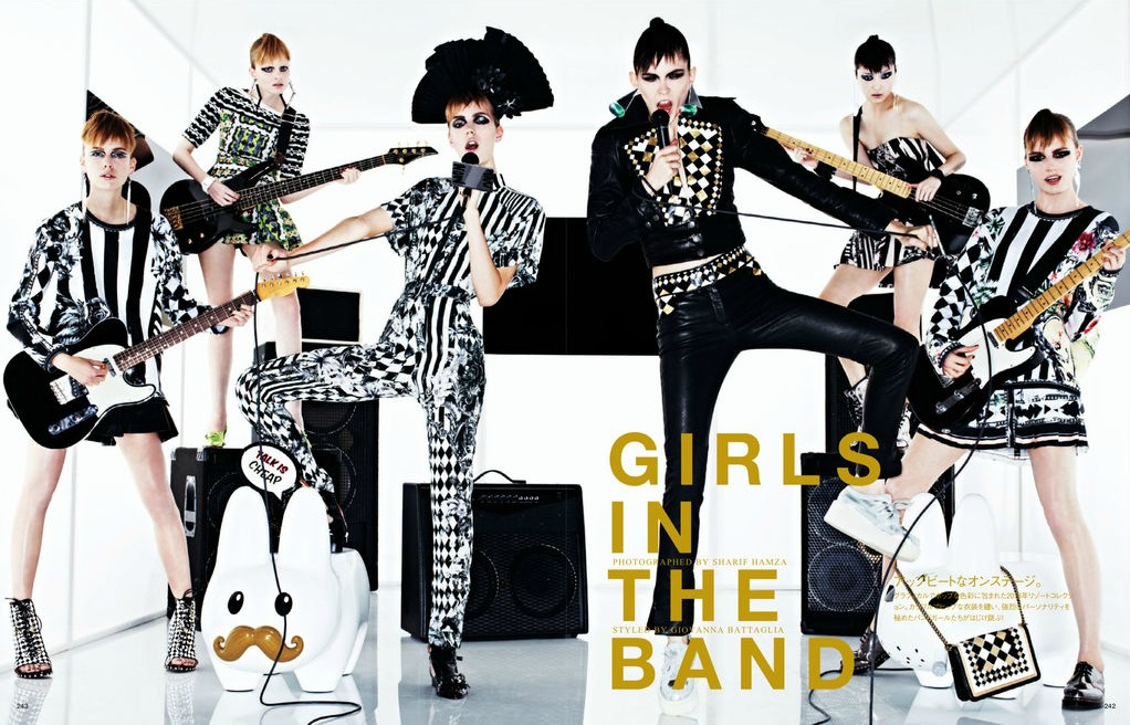 "Rock y pop en ""Girls in the Band"""