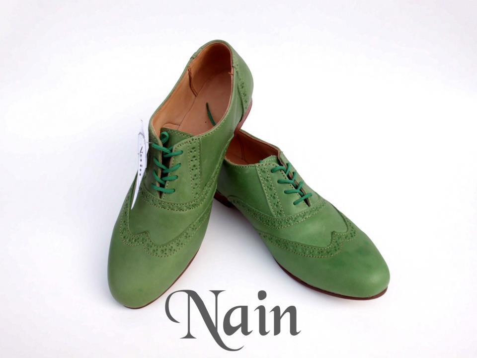 Botines y Zapatos Nain