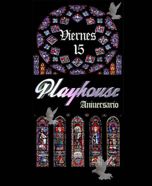 Concurso Express: Playhouse // Capilla Secreta // Viernes 15 de Febrero