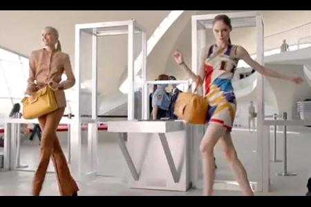 """VLC ♥ """"You should be dancing"""" – Longchamp"""