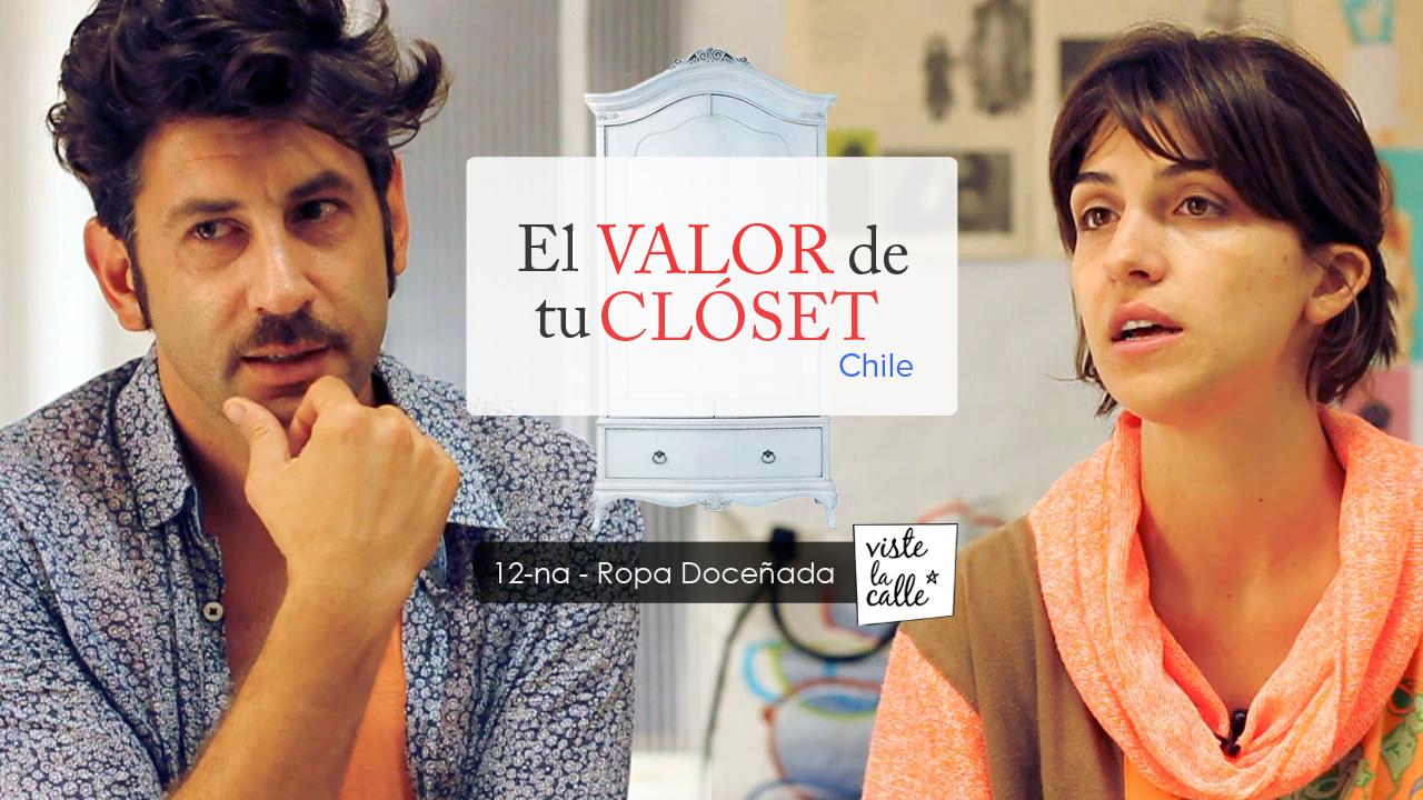 El Valor de tu Clóset Chile: Ropa Doceñana