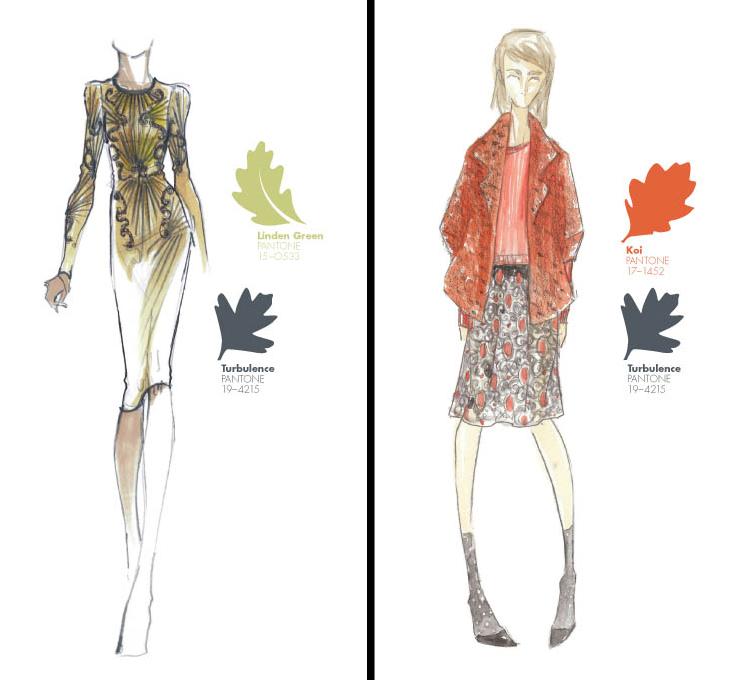Pantone® nos anuncia la paleta de colores Invierno 2013