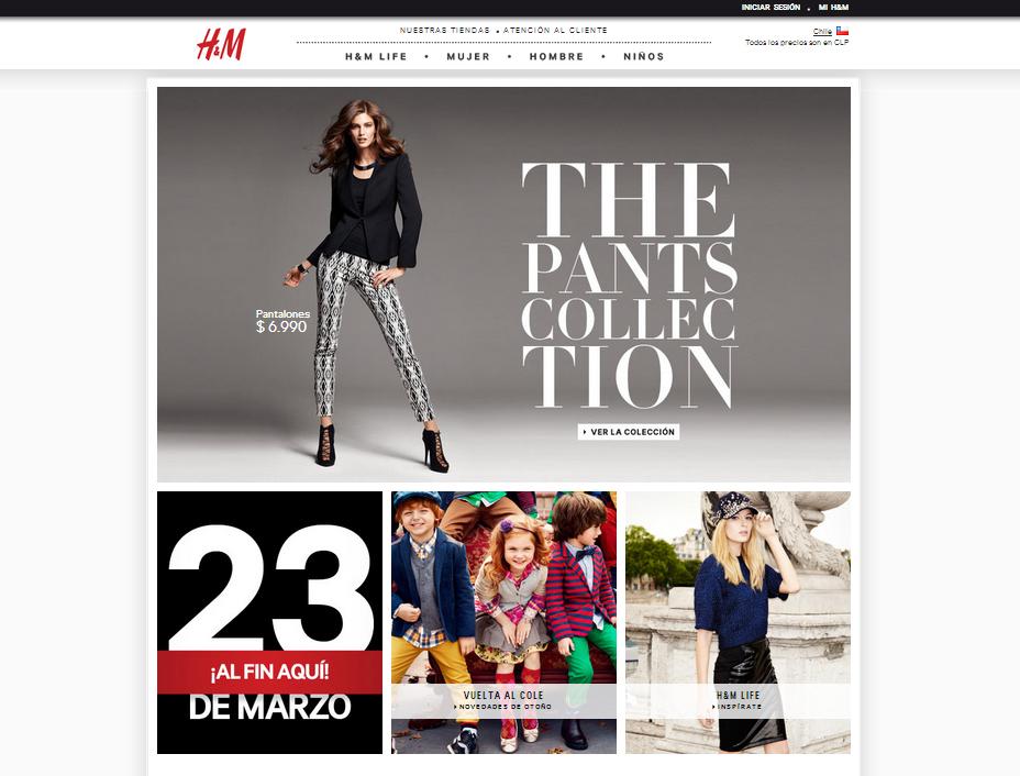 """Fashion News: Rihanna se une a M·A·C, fecha de apertura de H&M en Chile y concurso """"Passion for Nature"""" de Ermenegildo Zegna"""