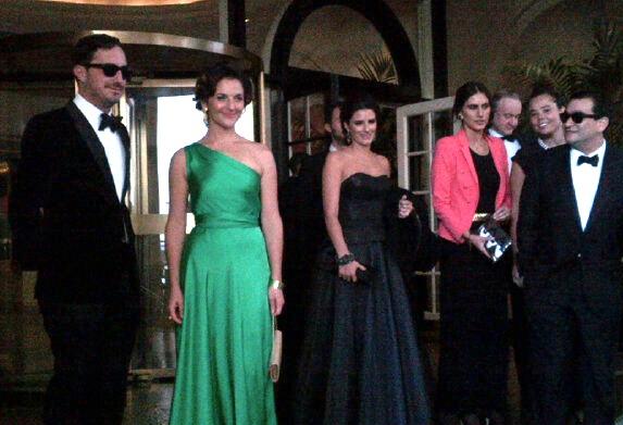 Los trajes de los Oscars 2013