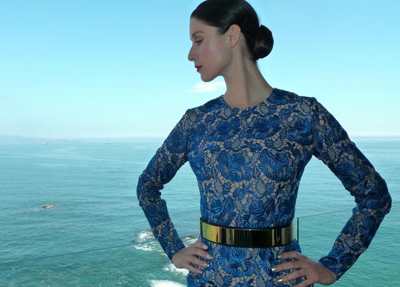 Los vestidos de Francisca Valenzuela para el Festival de Viña 2013