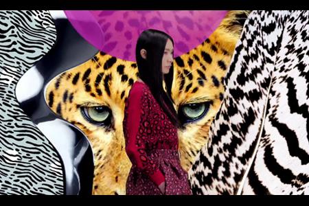 "VLC ♥ Kenzo ""Electric Jungle"""