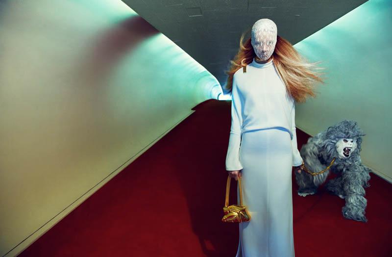 """Editoriales de moda: """"Terminal"""" por Greg Kadel"""