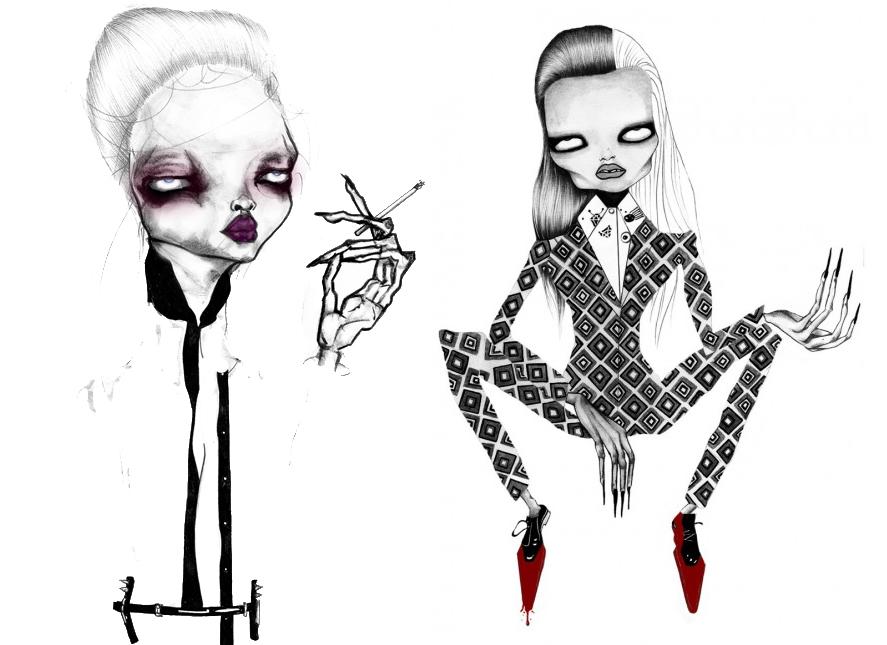 Jowy Maasdamme: moda + anatomía