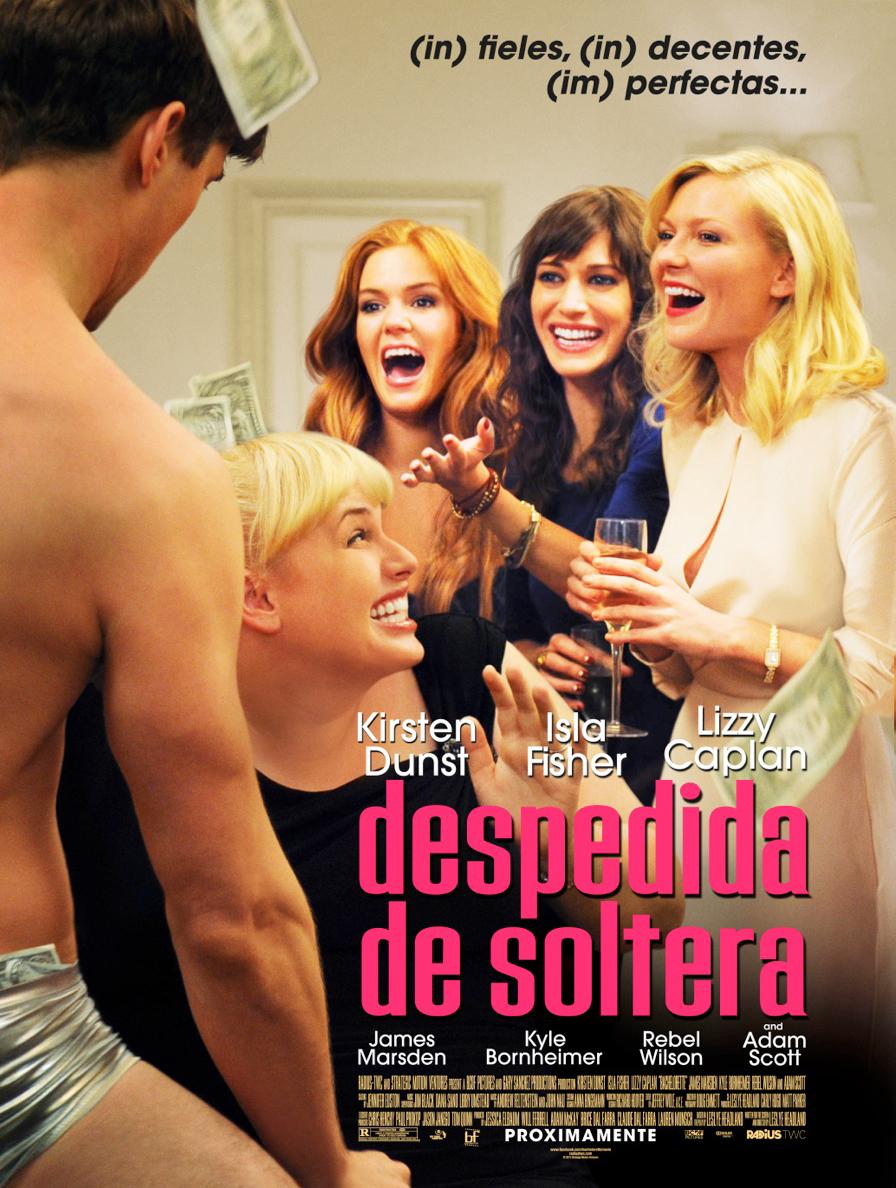 ¡Gana entradas para la película Despedida de Soltera!