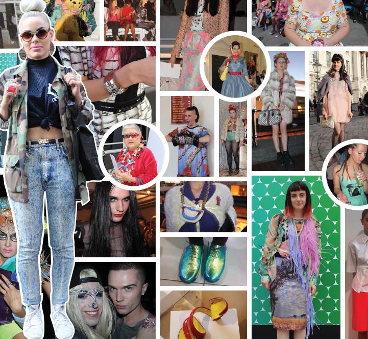 Ciudades y Fashion Weeks: VisteLaCalle en Londres y Nueva York