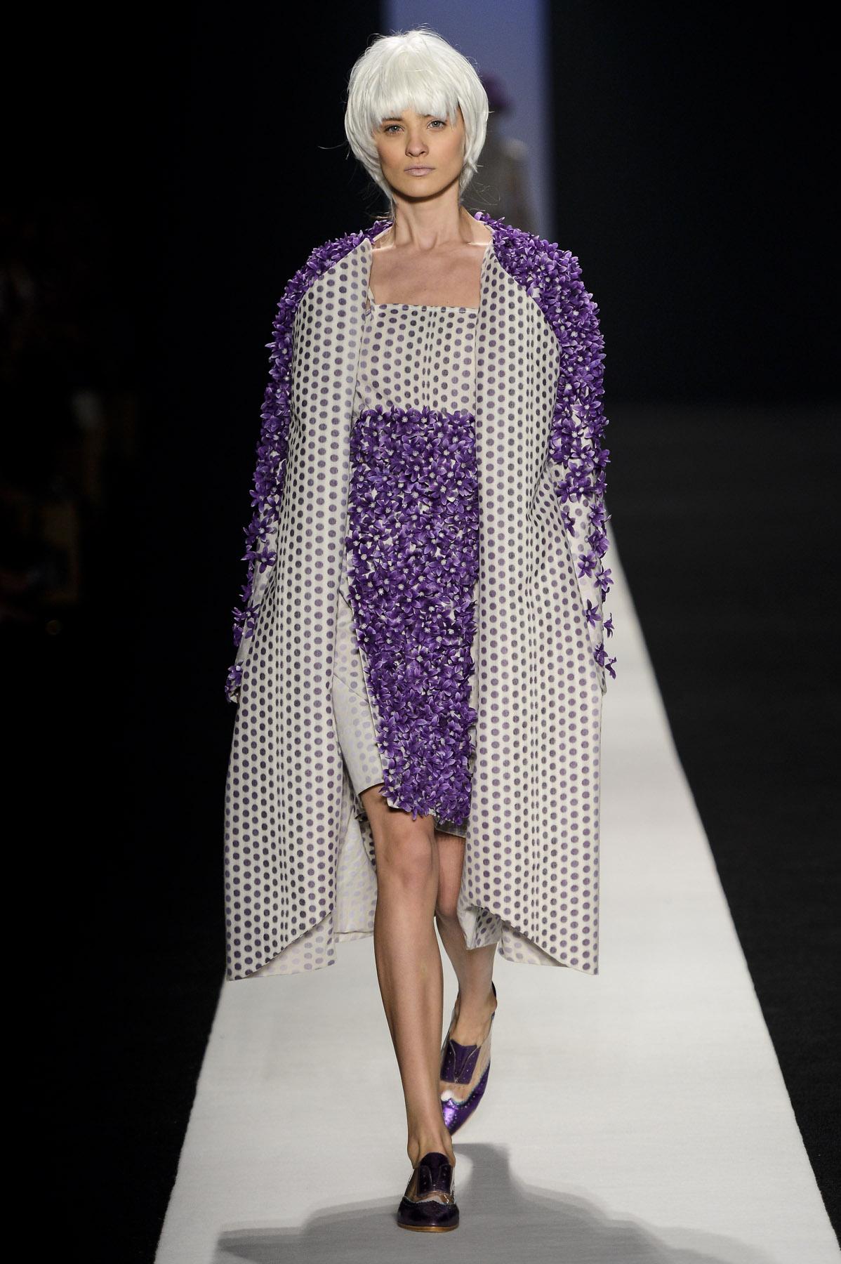 VisteLaCalle en Sao Paulo Fashion Week S/S 2014: Fernanda Yamamoto