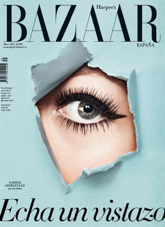Las portadas de revistas de abril