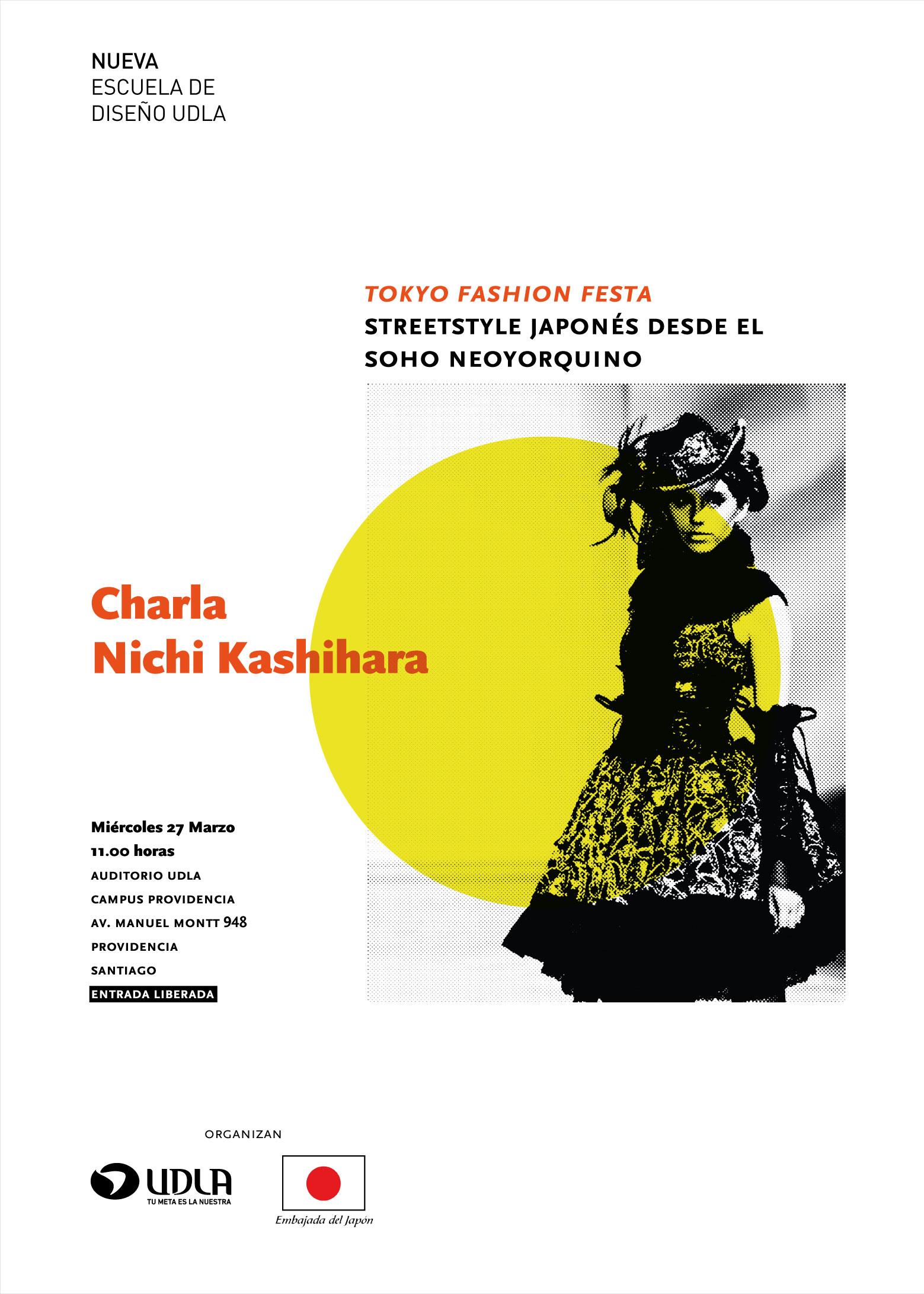 La visita de Nichi Kashihara a Chile: Moda y tendencias japonesas