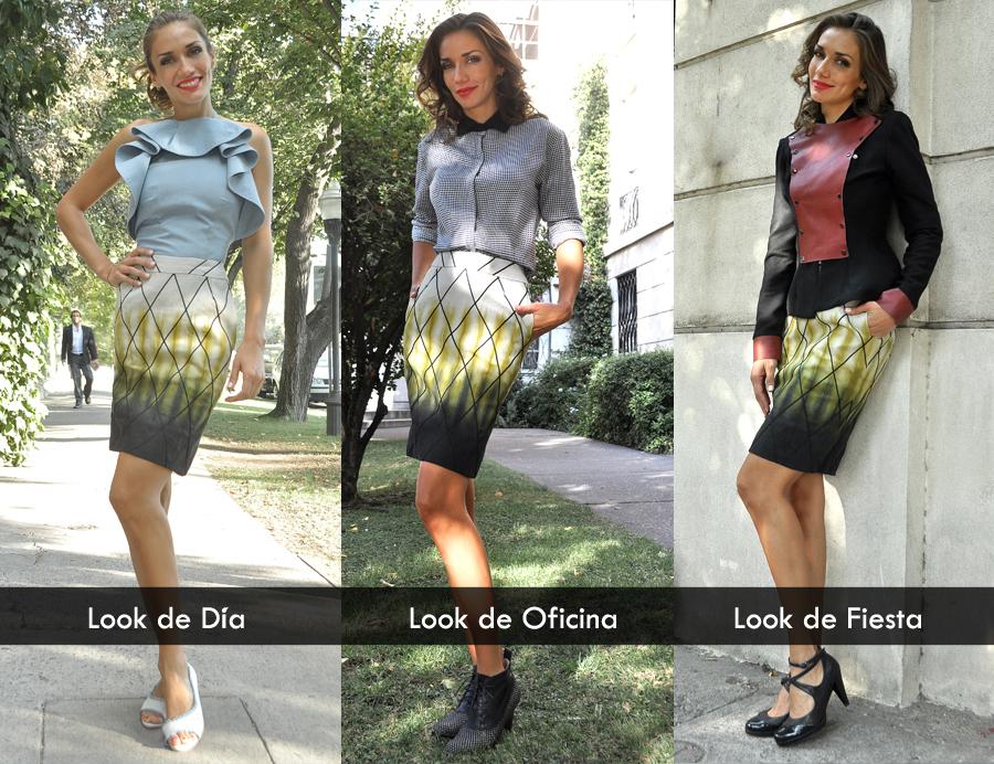 Reestrena tu mejor Look con Drive: Tutorial con Carolina de Moras n°2