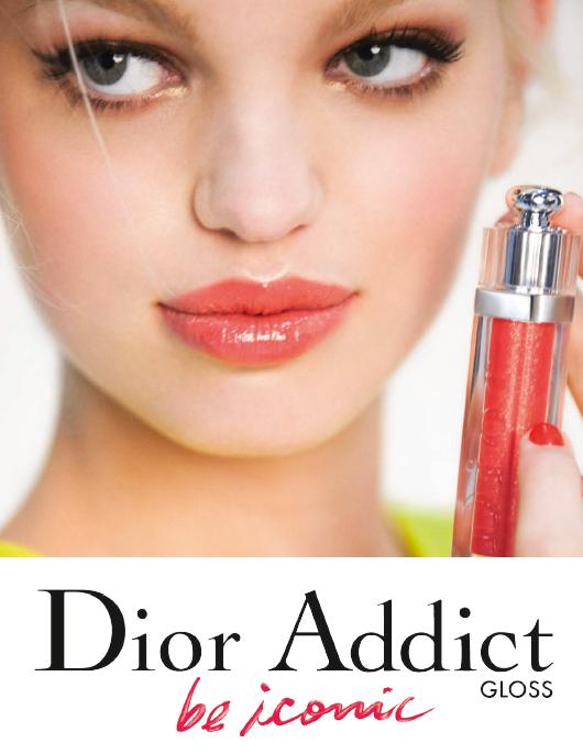 """Concurso Dior Addict Gloss: """"Color Party"""""""