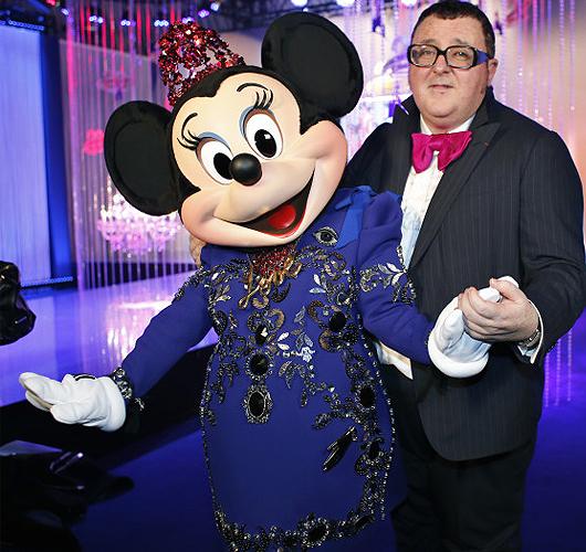 Disneyland París se viste de Alta Costura para su Aniversario