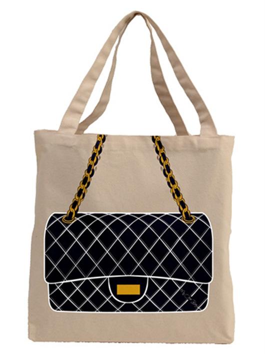 My other bag, bolsos de tela con diseños de alta moda
