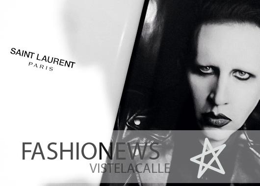 """Fashion News: """"Chile diseña para Falabella"""", el polémico nuevo rostro de Saint Laurent y la colección de Mary Katrantzou para Current/Elliott"""