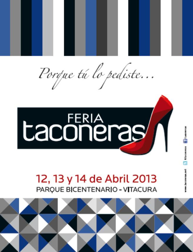 ¡Gana entradas para Feria Taconeras 2013!