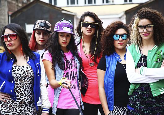 Entrevista a D-Zone: al más puro estilo del Hip Hop femenino