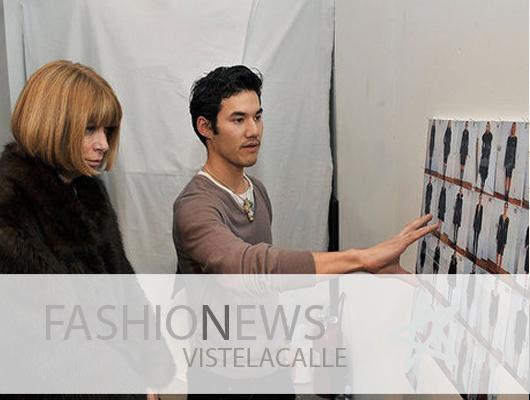 Fashion News: Los finalistas del International Woolmark Prize 2013 de Estados Unidos, el diseñador del vestido de boda de Adele y Beyoncé tendría sitial de honor en los MET 2013