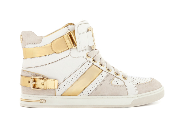 Las zapatillas de lujo de Michael Kors