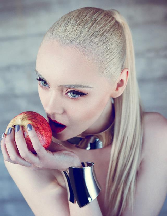 Maquilladora destacada: Yani Urbina