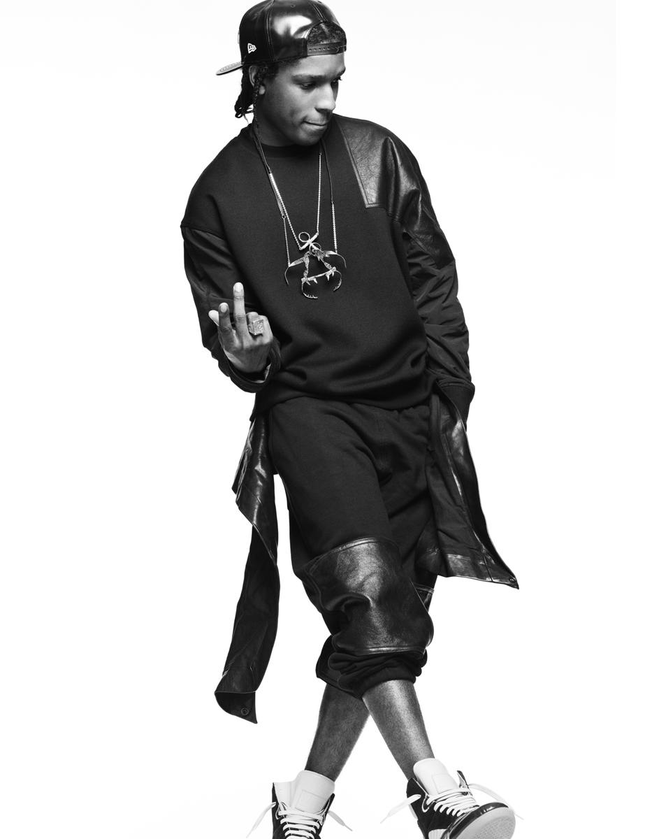 El estilo de A$AP Rocky