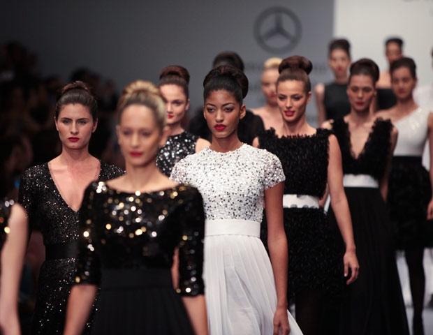 Mercedes-Benz Fashion Week México: otoño-invierno 2013