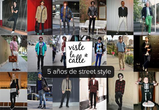 5 años de street style en VisteLaCalle: Los 50 looks masculinos más populares