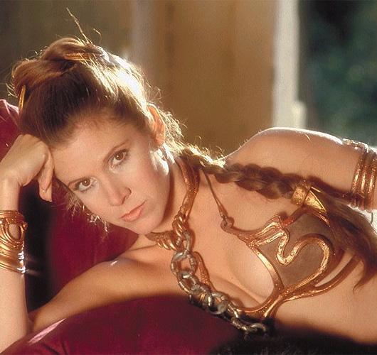 El bikini de la princesa Leia: Icono de la moda Geek